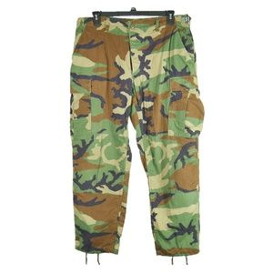 Propper Military Cargo Pants Woodland Camouflage